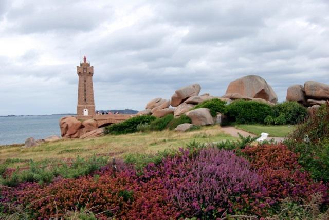 Атлантическое побережье Франции, Бретань