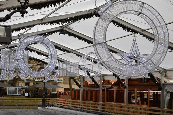 Люксембург Сити готовится к Рождеству