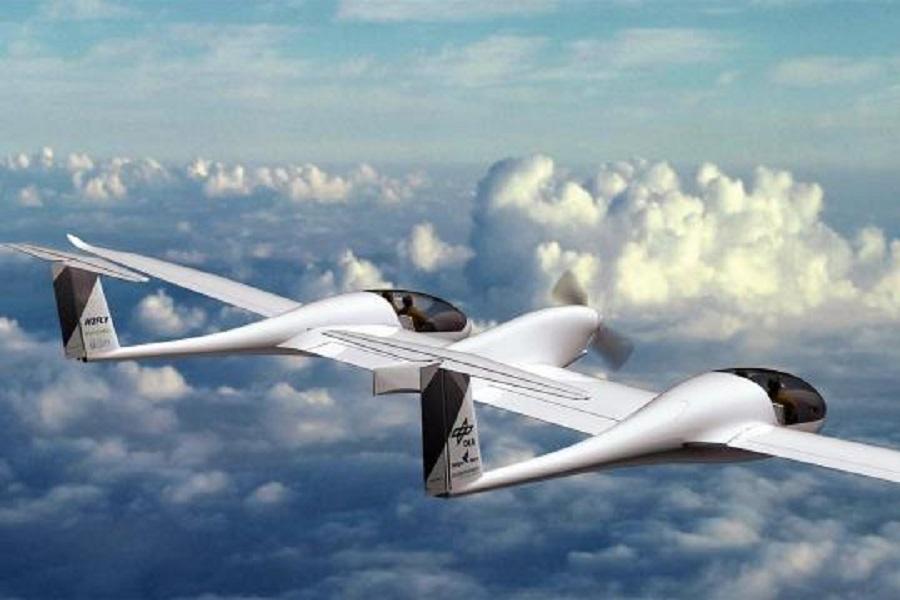 Самолет HY4