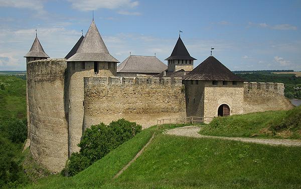 Хотинская крепость - жемчужина средневековья