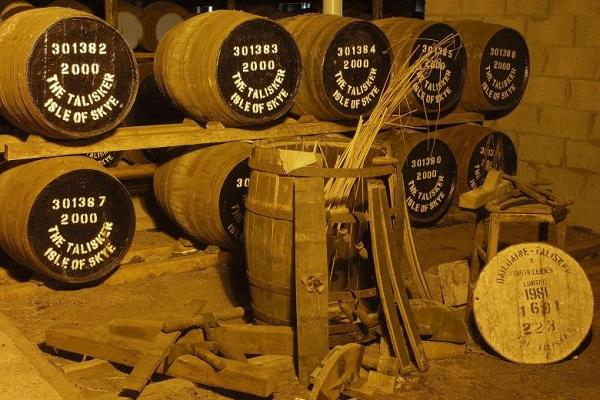 Виски помогает очистить землю, зараженную радиацией