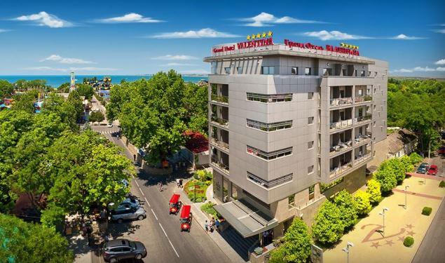 Гранд Отель «Валентина» — лучшее место для проведения конференций в Анапе