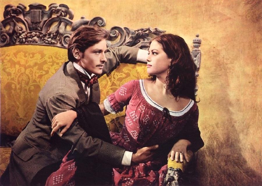 """С Клаудией Кардинале, """"Леопард"""" (1963 г.)"""