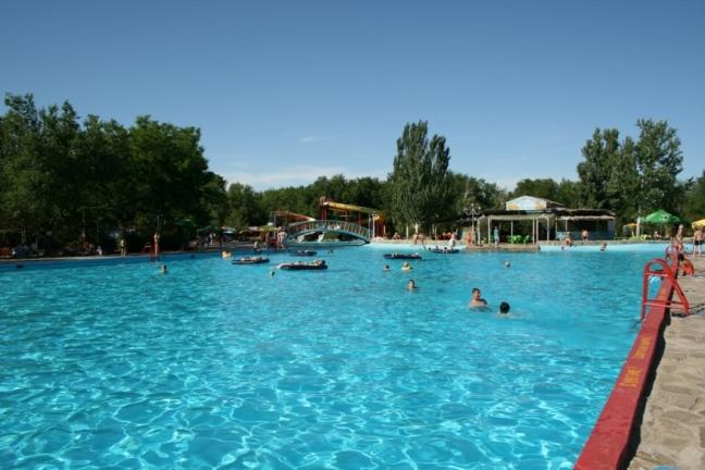 Капчагайское водохранилище в Алматы