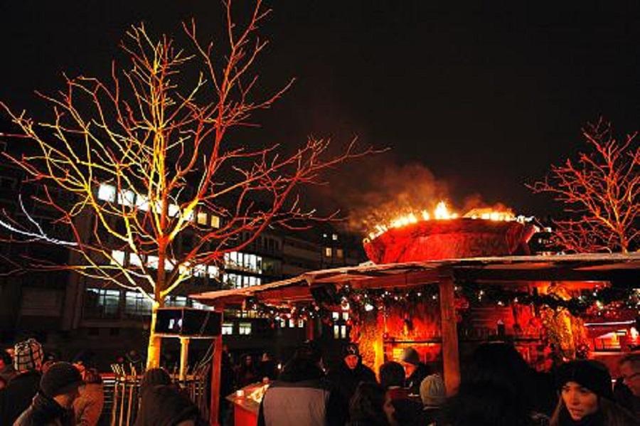 Нюрнбургский рождественский базар
