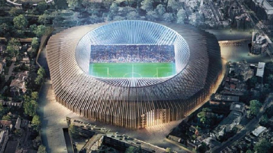 """Новый стадион """"Челси"""""""