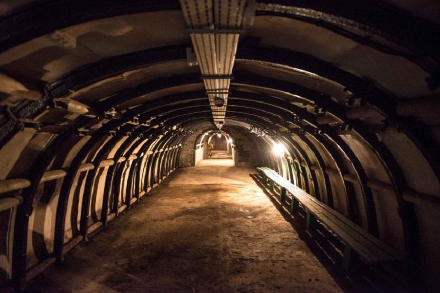 Тоннель в Валбиже