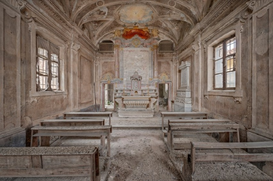 Lost Churches