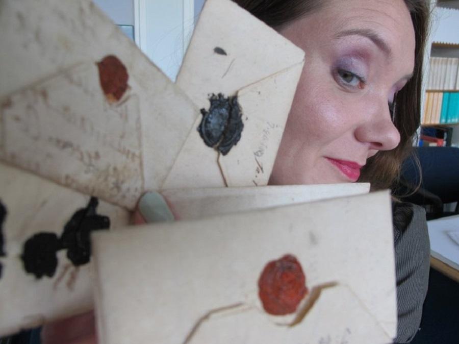 Письма, которым больше 300 лет