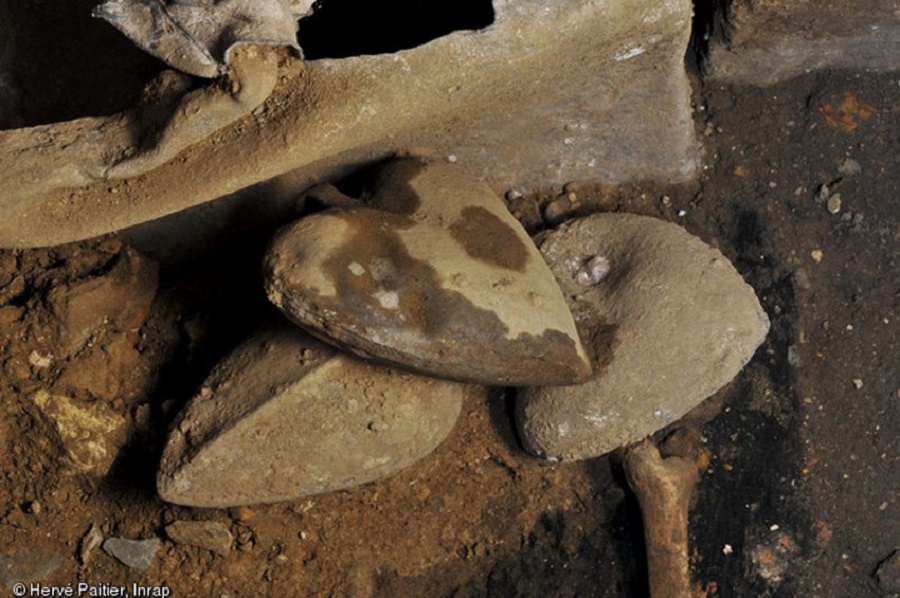 Раскопки в Ренне