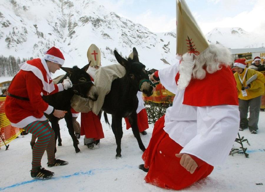 Чемпионат Санта-Клаусов