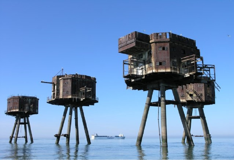 Морские форты Маунселла