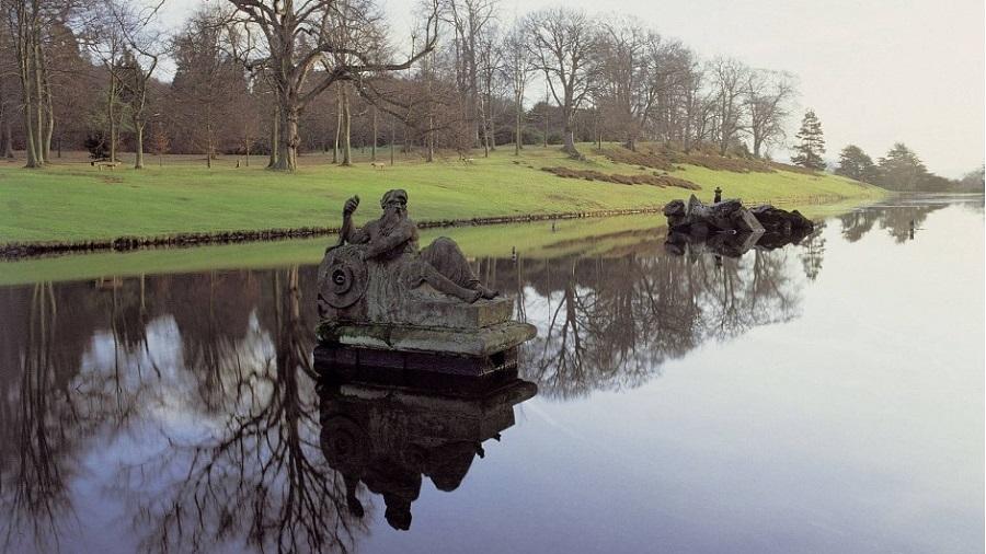 Ландшафтные сады Ланселота Брауна