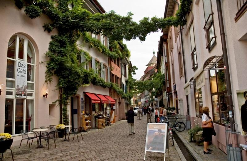 Konviktstrasse, Freiburg