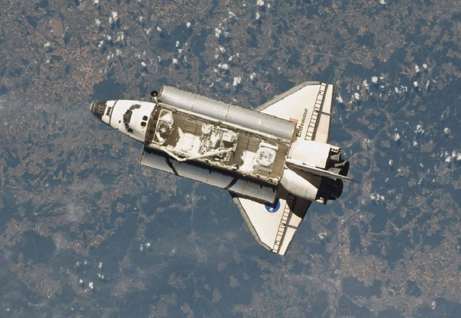Фотографии, сделанные с МКС
