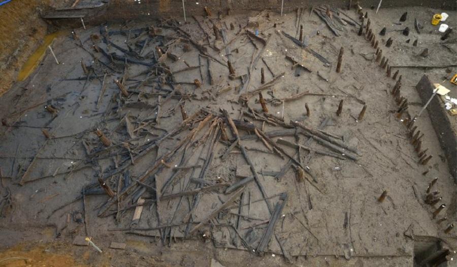 Поселок бронзового века
