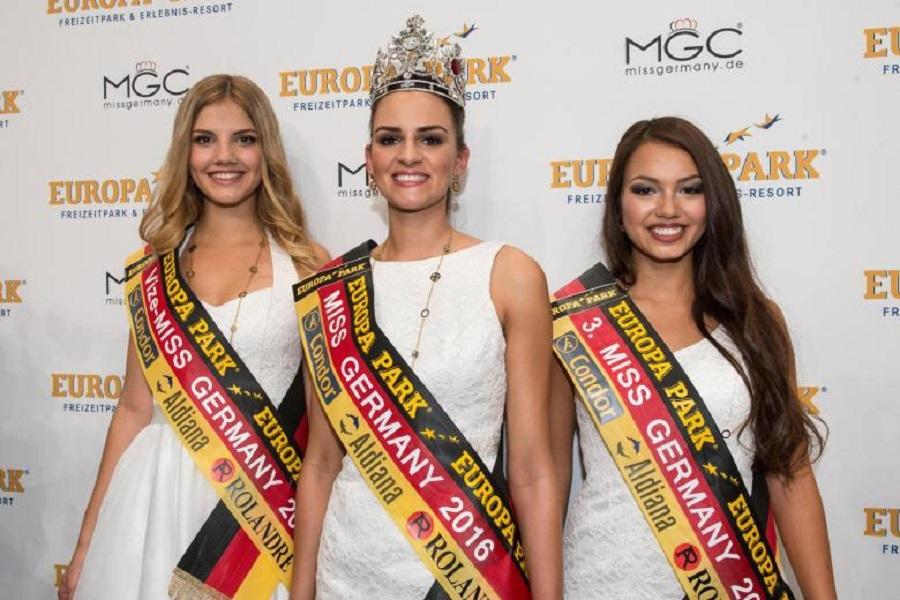 Мисс Германия 2016