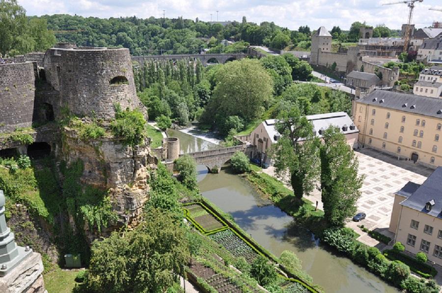 Люксембургская крепость