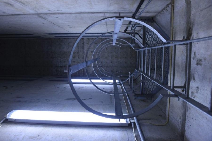 Противоатомный бункер