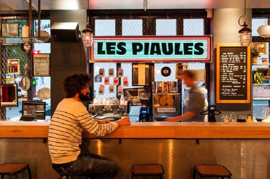 Хостел Les Piaules