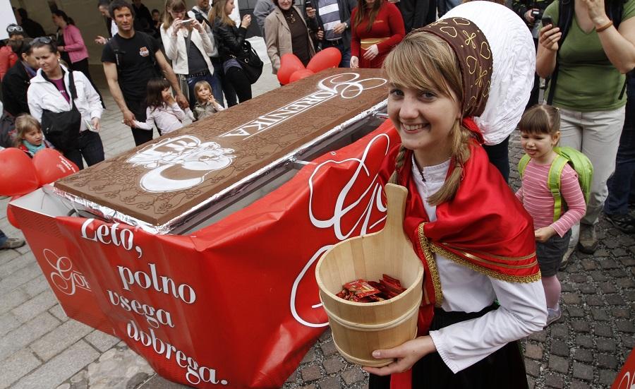 Фестиваль шоколада