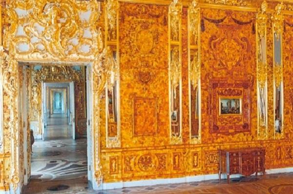 Янтарная комната, реконструкция