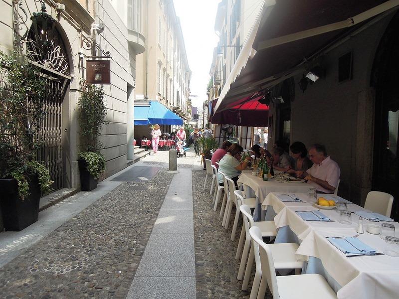 Достопримечательности Италии. Район Брера в Милане