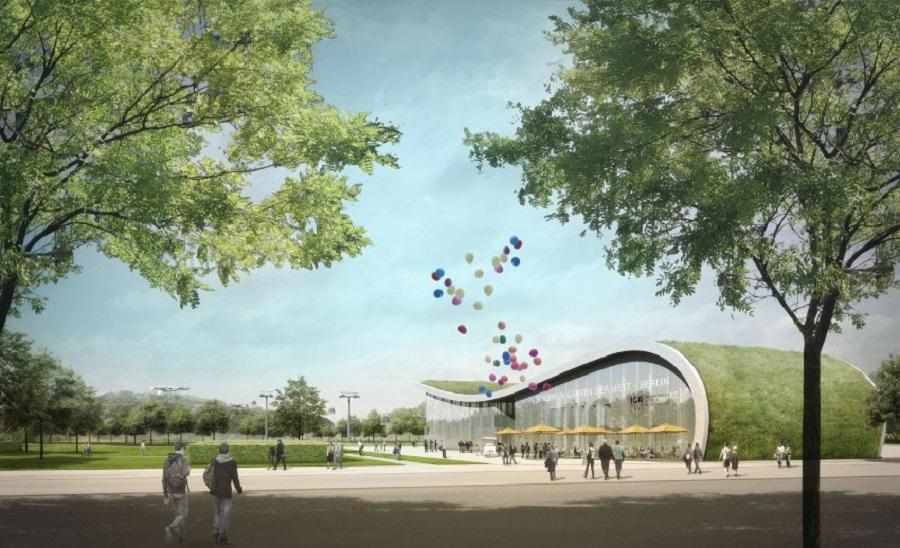 Берлин готовится к Международной садовой выставке