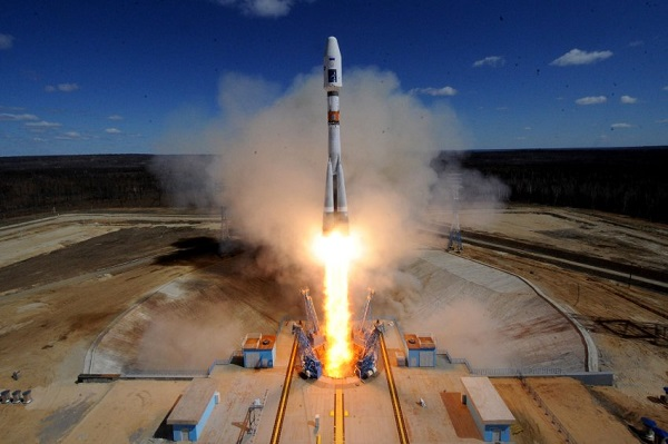 """Первый запуск с космодрома """"Восточный"""""""