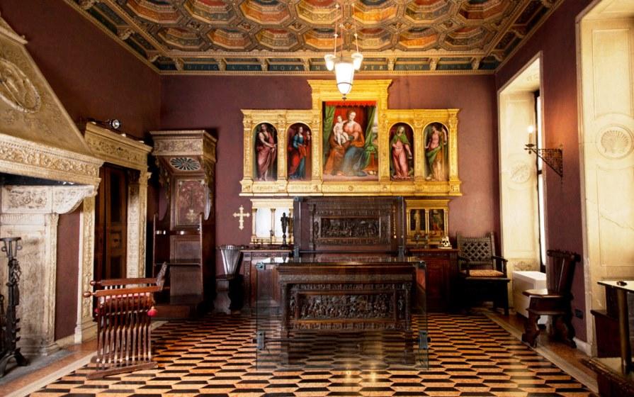 Достопримечательности Италии. Дом-музей Багатти Вальсекки в Милане