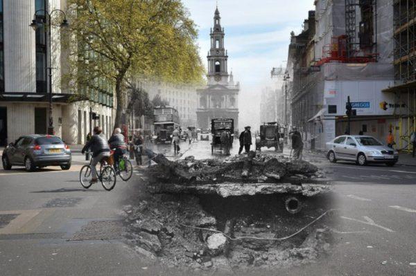 Война и мир в Лондоне
