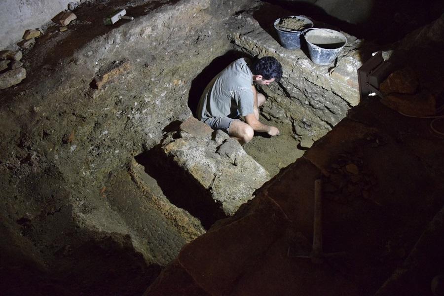 Раскопки в Дурресе