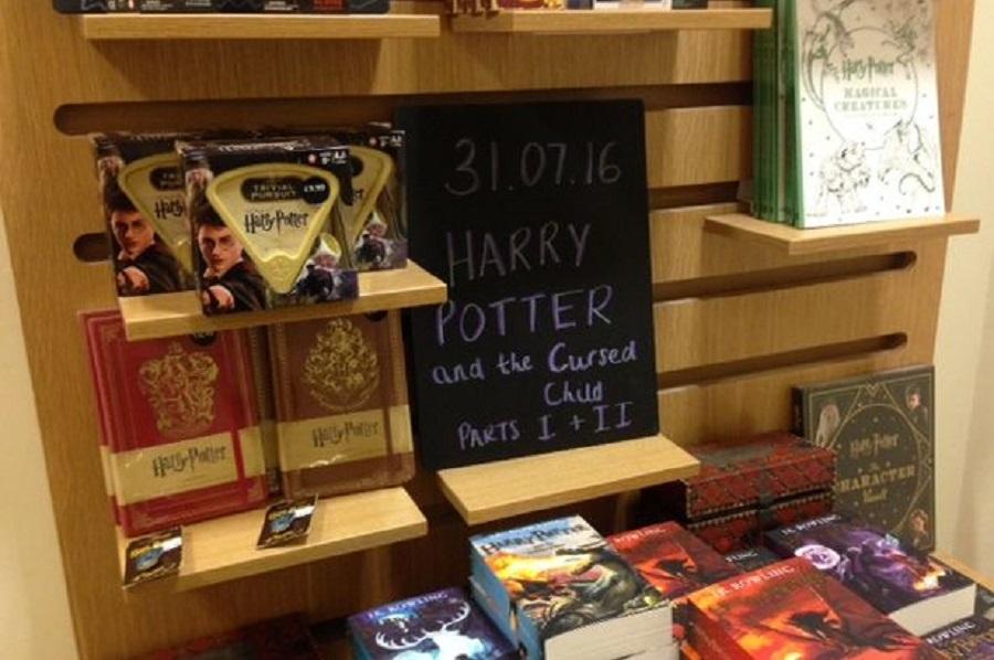 Презентация книги о Гарри Поттере