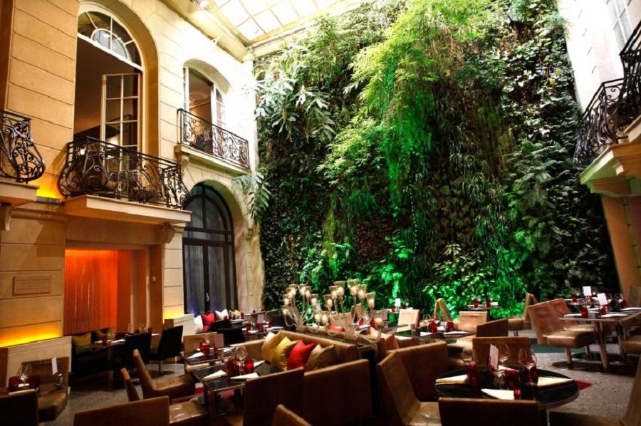Отель Pershing Hall, Париж