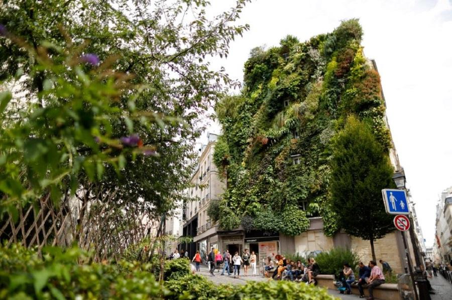 L'Oasis d'Aboukir, Париж