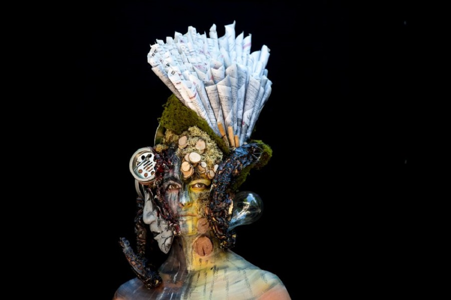 Всемирный фестиваль боди-арта