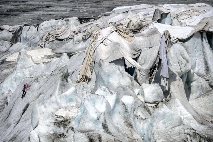 Ледники исчезают