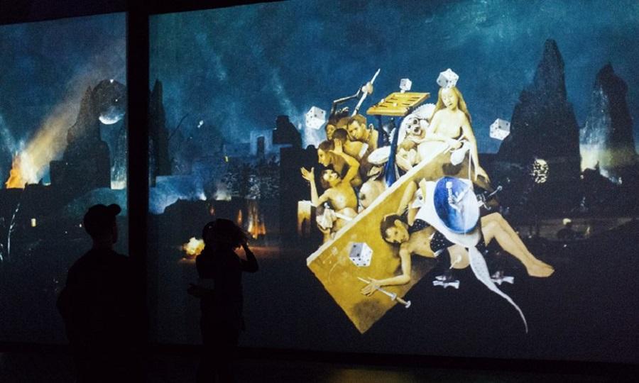 Ausstellung/ Bosch