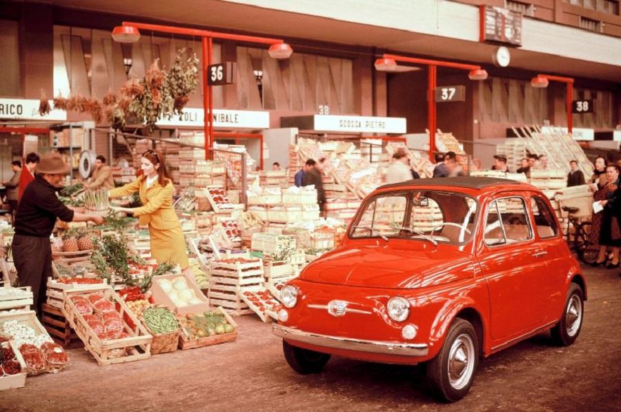 Fiat 500 F (1965-1972 гг.)
