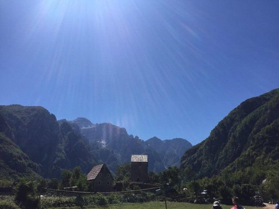 Албанские Альпы