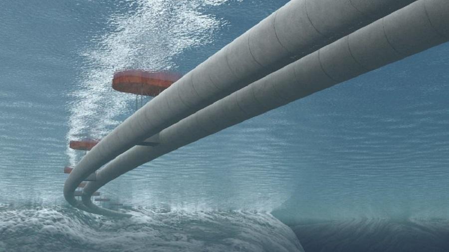 Плавучие туннели