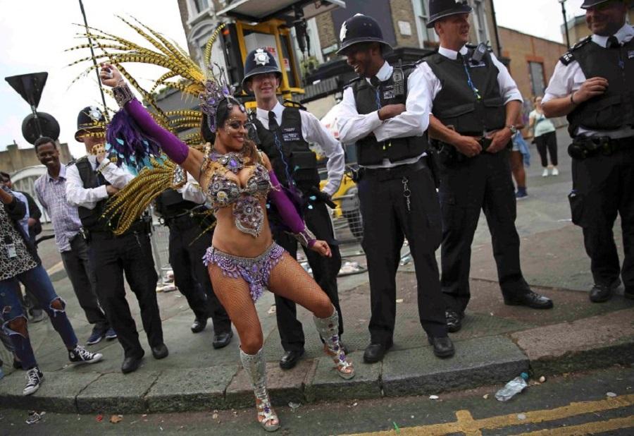 Карнавал в Ноттинг-Хилле
