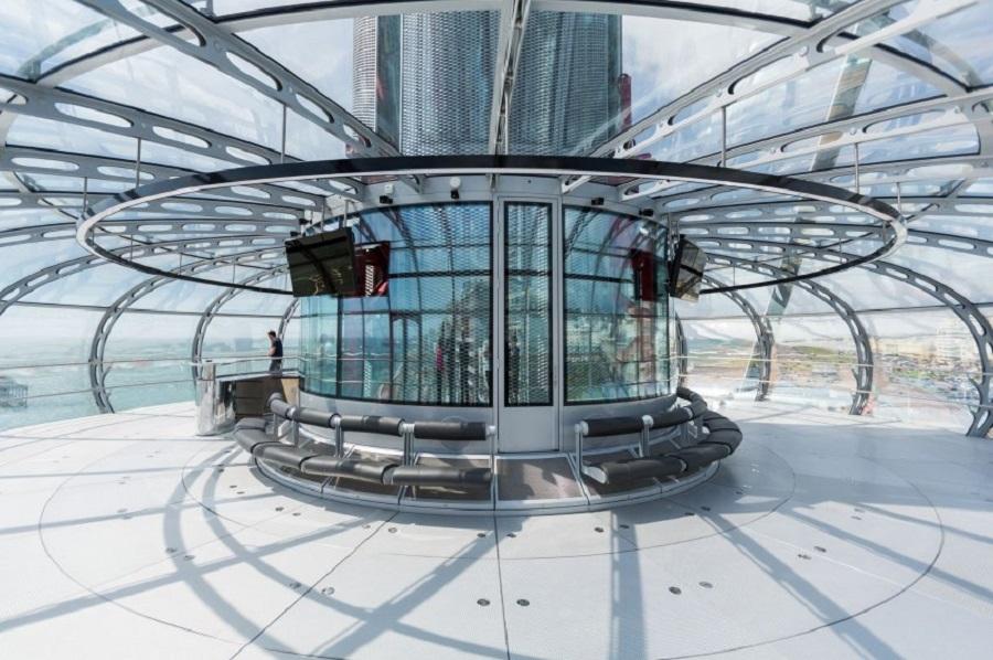 Башня i360