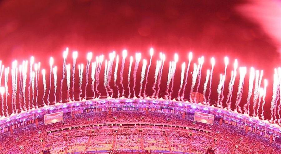 Закрытие летней Олимпиады-2016