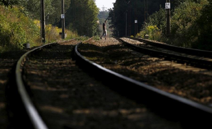 Железная дорога в Валбжихе