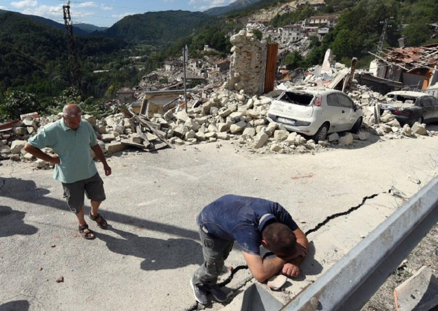 problem faced by earthquake victims Six months after haiti's january 12 earthquake, msf describes the organization's largest ever emergency response.