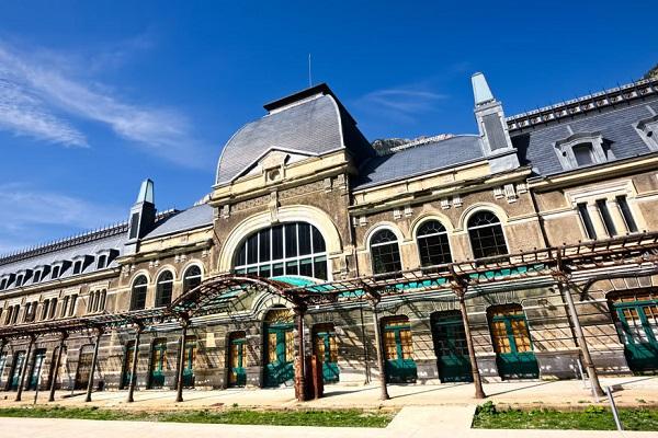 Вокзал Канфранка