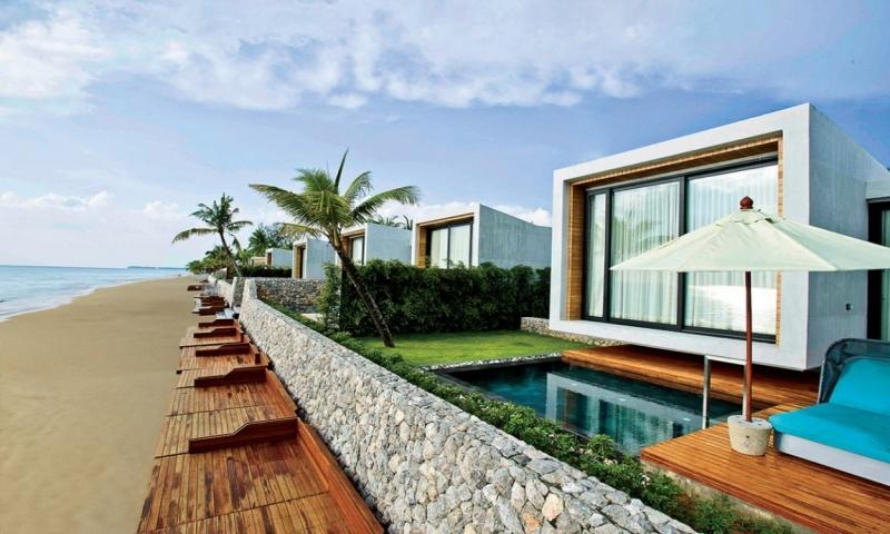 отель для комфортного пляжного отдыха