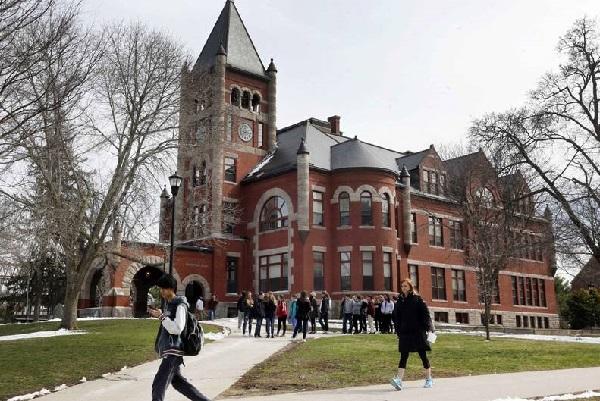 Университет Нью-Гэмпшира