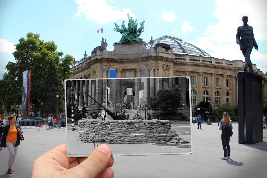 Большой дворец, 1944 г.